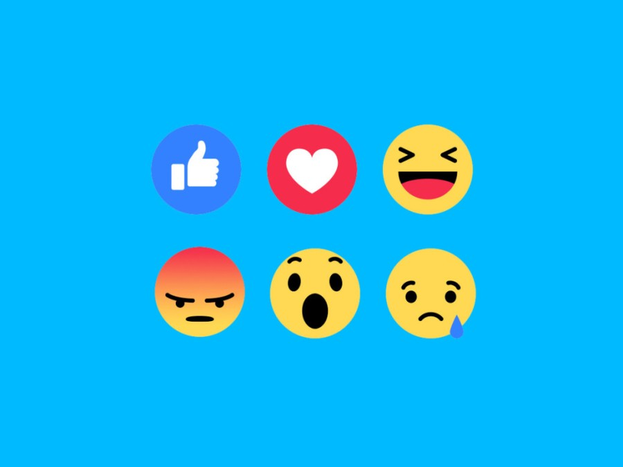 "Facebook rolls out a more expressive ""Like"" feature!"